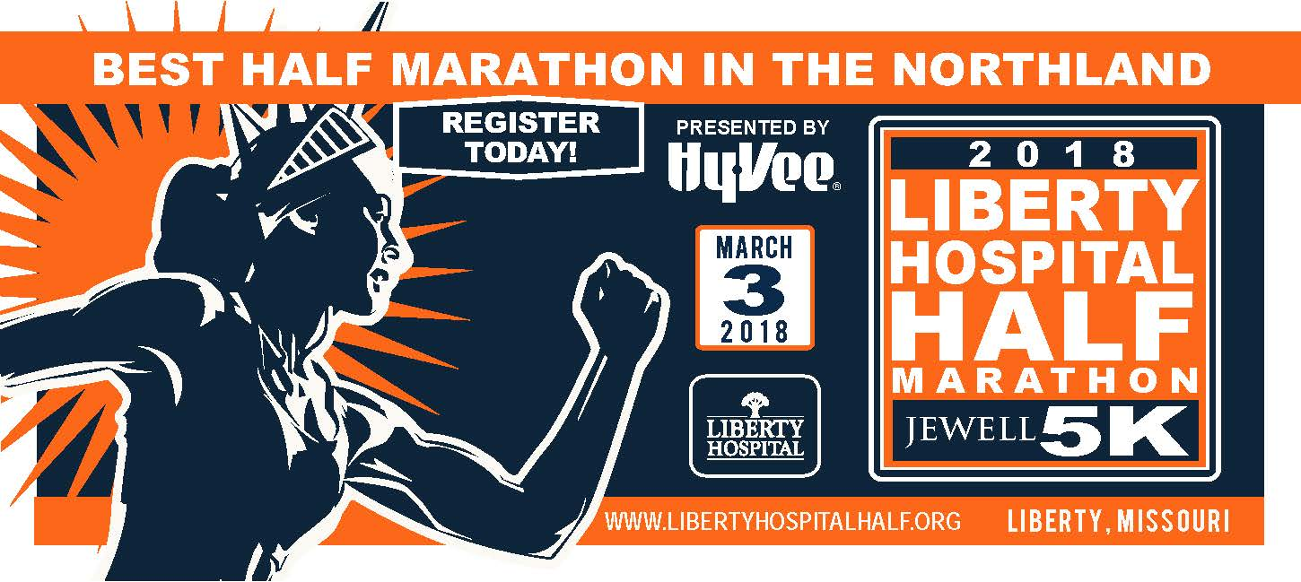 Liberty Hospital Half Marathon/Jewell 5K |